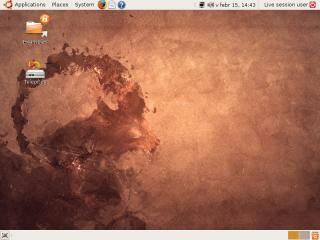 Ubuntu munkaasztal